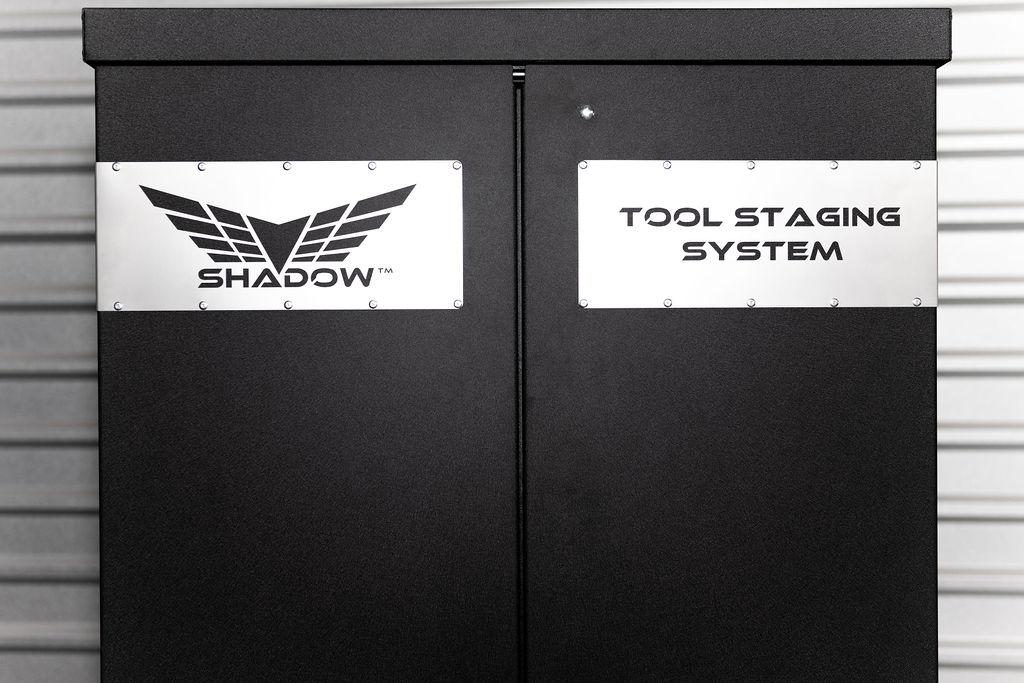 Shadow tool staging tool box